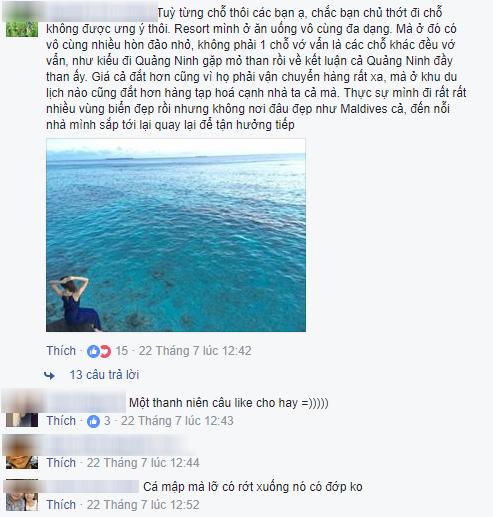 Chi 250 triệu đến thiên đường biển Maldives rồi ôm về thất vọng, cô gái trẻ còn bị dân mạng chửi sấp mặt - Ảnh 6.