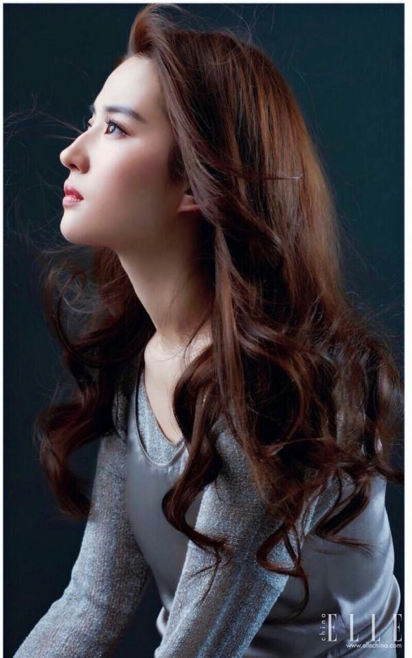 8 mỹ nhân Hoa Ngữ sở hữu góc mặt nghiêng hoàn hảo không góc chết - Ảnh 23.