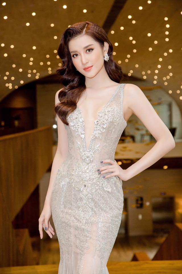Hé lộ đầm dạ hội mặc đêm Chung kết Miss Grand International của Huyền My, trông chẳng khác gì đầm mặc hôm Bán kết - Ảnh 11.