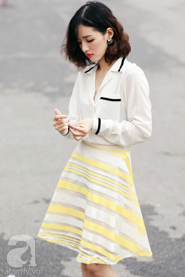 3 chất vải tuyệt vời khiến phái đẹp thêm yêu những ngày xuân ngọt ngào - Ảnh 2.