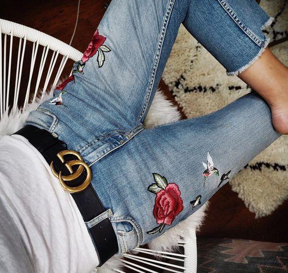 Những mẫu quần jeans sẽ làm mưa làm gió mùa Xuân/Hè 2017 này, bạn đã tìm hiểu chưa? - Ảnh 8.