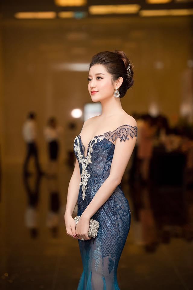 Hé lộ đầm dạ hội mặc đêm Chung kết Miss Grand International của Huyền My, trông chẳng khác gì đầm mặc hôm Bán kết - Ảnh 12.