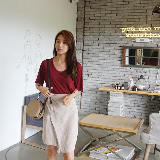 Quý cô nào cũng xinh chuẩn như gái Hàn nhờ combo 3 món đồ này - Ảnh 5.