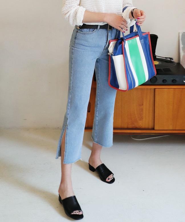 Từng kiểu quần jeans, diện cùng giày thế nào thì phải phép nhất - Ảnh 16.
