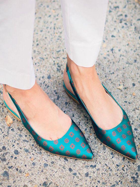 Những mẫu giày bệt thoải mái cho ngày nàng công sở quá mệt mỏi vì giày cao gót - Ảnh 11.