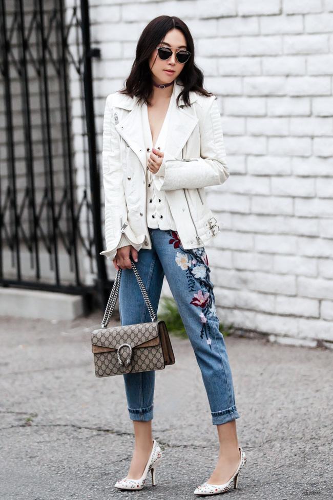 Những mẫu quần jeans sẽ làm mưa làm gió mùa Xuân/Hè 2017 này, bạn đã tìm hiểu chưa? - Ảnh 10.