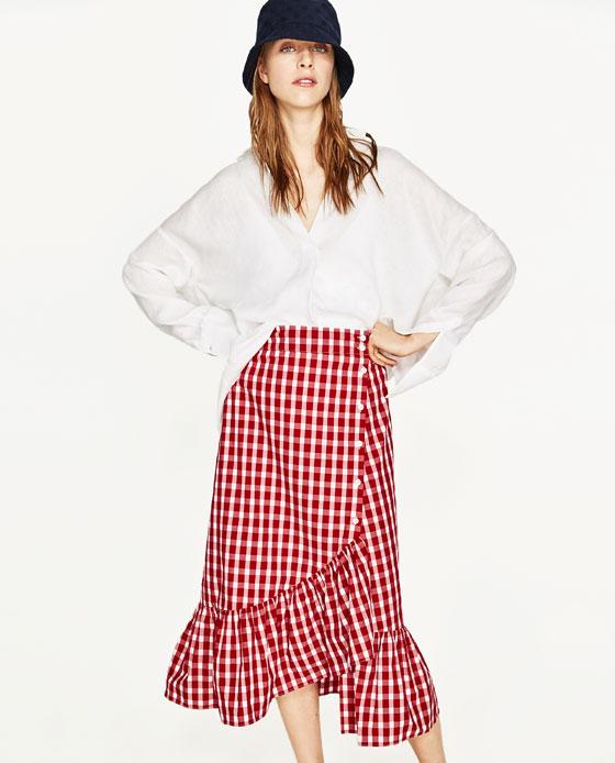 Trang thủ Zara đang sale mà lùng ngay mấy món đồ ruột của sao Việt thôi nào! - Ảnh 26.