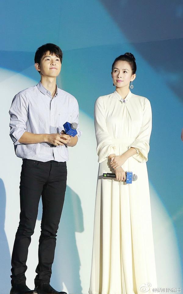 Song Joong Ki đẹp từ thần thái đến phong cách thế này, hạ gục được Song Hye Kyo cũng là điều hiển nhiên - Ảnh 13.