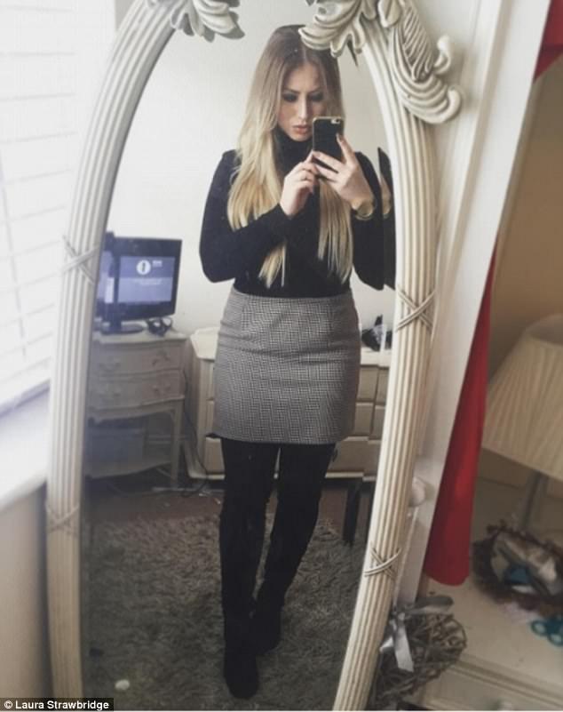 Không làm thì thôi chứ đã giảm cân thì phải từ 88 kg xuống thành người mẫu như cô này này - Ảnh 4.