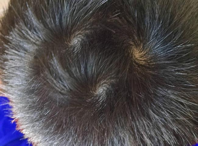 Vạch tóc xem xoáy, biết ngay tính cách, vận mệnh cuộc đời của mỗi người thế nào - Ảnh 3.