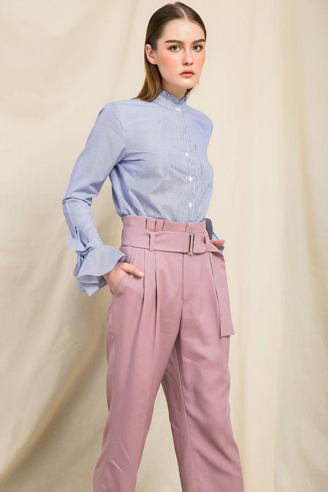 Nàng duyên dáng đừng bỏ qua loạt thiết kế váy-áo tay loe đến từ thương hiệu Việt này nhé! - Ảnh 5.