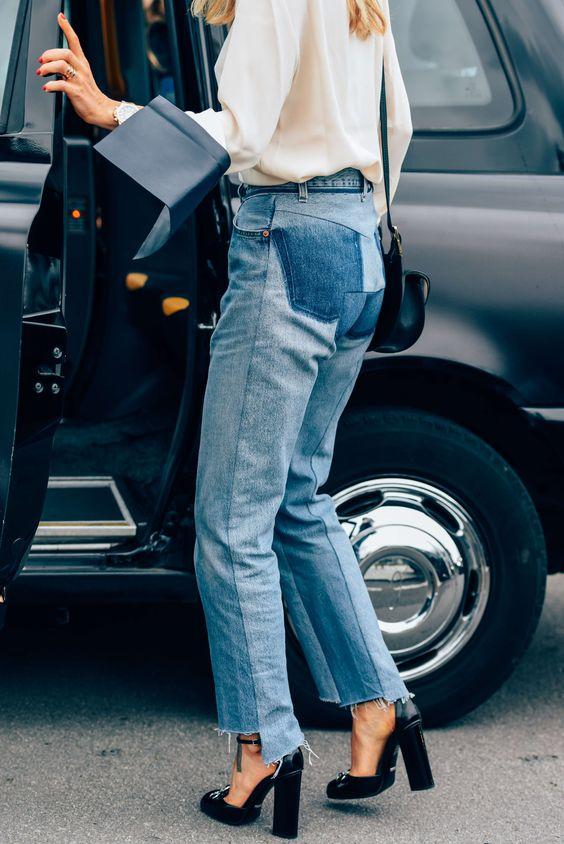 Những mẫu quần jeans sẽ làm mưa làm gió mùa Xuân/Hè 2017 này, bạn đã tìm hiểu chưa? - Ảnh 15.