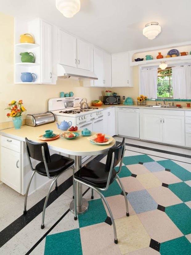 7 căn bếp nhỏ nhưng đẹp lung linh khiến ai nhìn cũng phải mê tít - Ảnh 3.