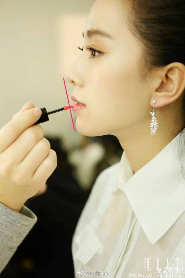 8 mỹ nhân Hoa Ngữ sở hữu góc mặt nghiêng hoàn hảo không góc chết - Ảnh 26.