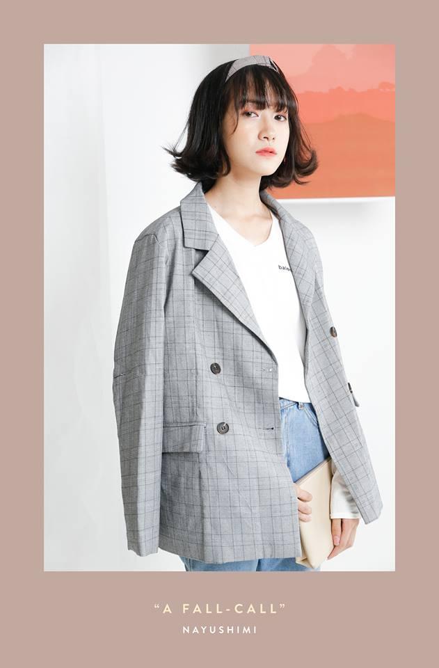 Những thiết kế blazer giá chưa quá 700 ngàn đến từ các thương hiệu Việt bạn cần sắm ngay trong thu này - Ảnh 9.