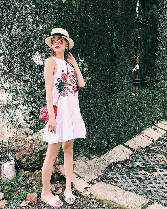 Thu nhập khủng, nhưng những sao Việt này vẫn luôn trung thành với hàng hiệu bình dân Zara và H&M - Ảnh 21.