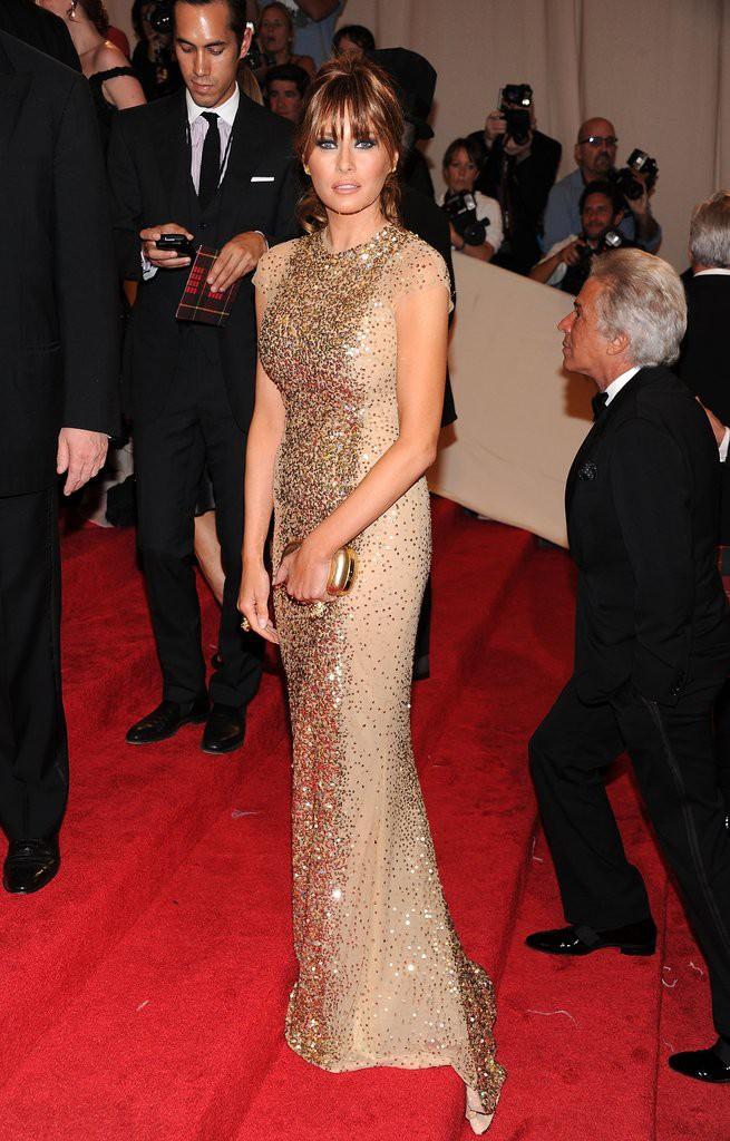 Liệu ai có tò mò về phong cách của Melania Trump khi chưa trở thành Đệ nhất phu nhân Mỹ - Ảnh 4.