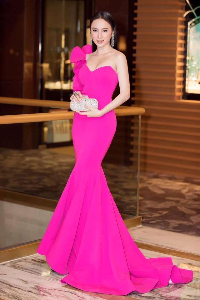 Năm 2017, đây là những người đẹp xứng danh nữ hoàng thảm đỏ showbiz Việt - Ảnh 20.