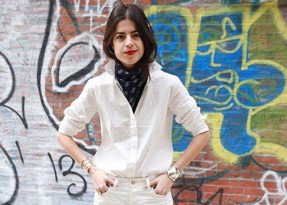 7 kiểu thắt khăn cơ bản để bạn bung lụa trong mùa lạnh sắp tới - Ảnh 10.