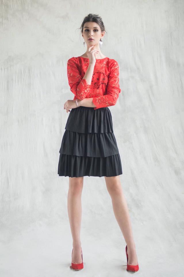 Điệu một chút ngày 8/3 với những thiết kế váy siêu nữ tính giá dưới 850 nghìn đến từ thương hiệu Việt - Ảnh 11.