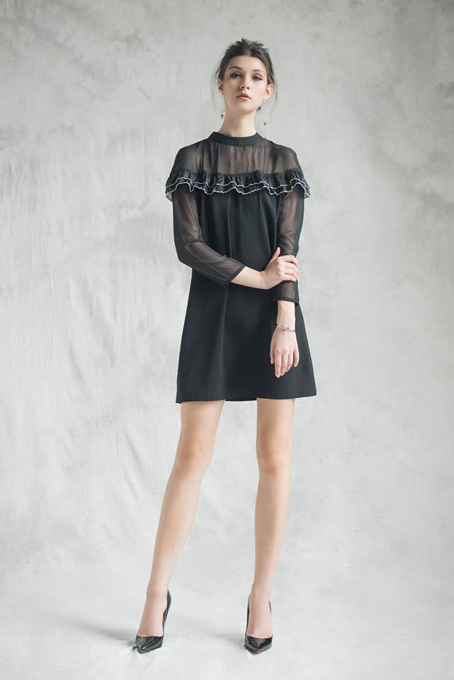 Điệu một chút ngày 8/3 với những thiết kế váy siêu nữ tính giá dưới 850 nghìn đến từ thương hiệu Việt - Ảnh 12.
