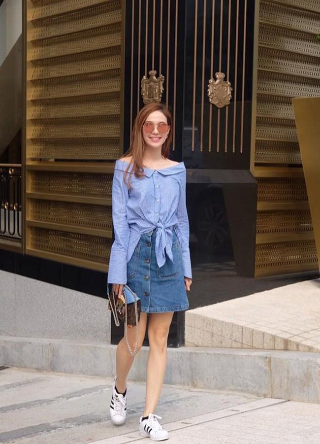 Thu nhập khủng, nhưng những sao Việt này vẫn luôn trung thành với hàng hiệu bình dân Zara và H&M - Ảnh 24.