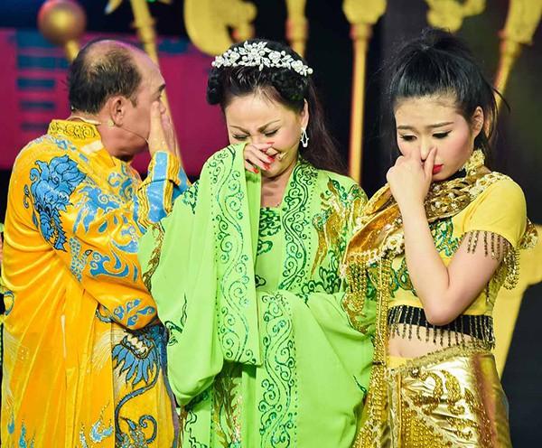 Giá mà Sau ánh hào quang chậm 1 nhịp, thì hình ảnh đẹp đẽ của gia đình Lê Giang đã giữ mãi thế này - Ảnh 9.