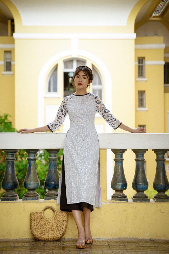 Chuẩn bị Tết tây, rục rịch Tết ta, loạt thương hiệu Việt đã tung các thiết kế áo dài duyên dáng đốn tim các nàng