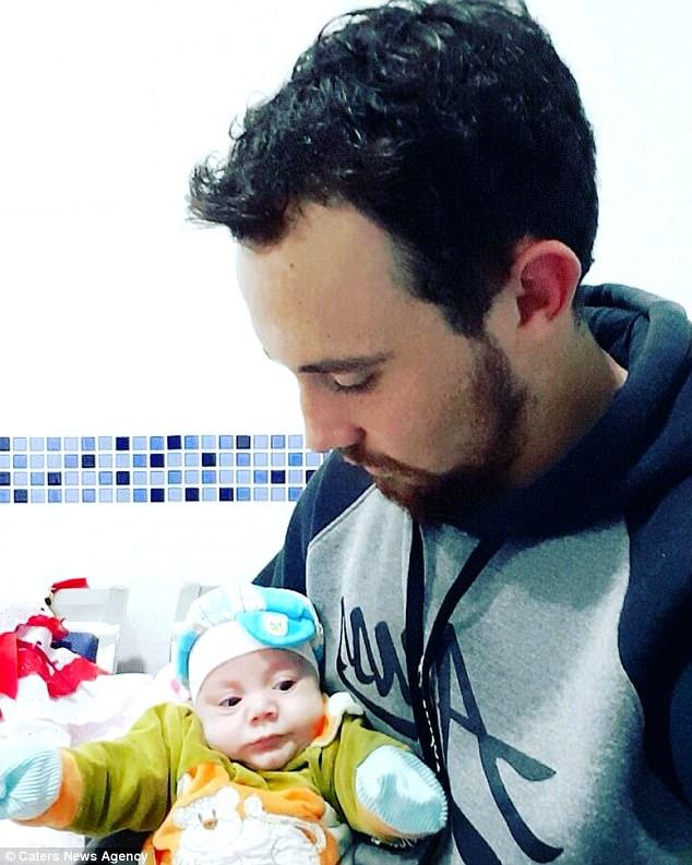 Bà mẹ bị chết não khi mang thai ở tuần thứ 9 nhưng 123 ngày sau phép lạ xảy ra - Ảnh 7.