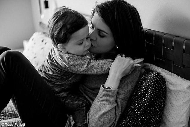 Bức thư mẹ sắp chết vì ung thư gửi con trai mắc u não khiến ai đọc cũng khóc nghẹn - Ảnh 2.