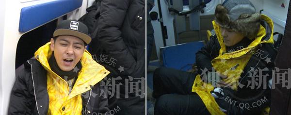 Lâm Chí Dĩnh nhập viện vì tai nạn trên sân băng - Ảnh 4.