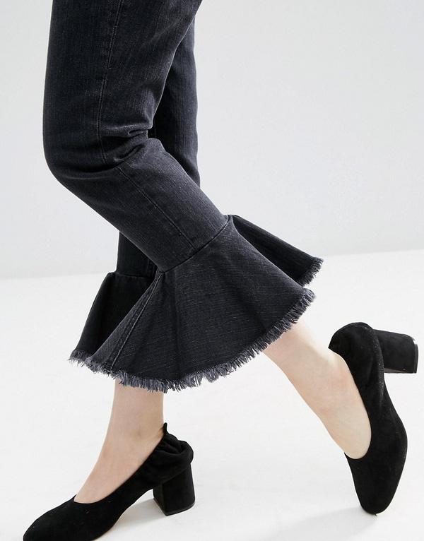Những mẫu quần jeans sẽ làm mưa làm gió mùa Xuân/Hè 2017 này, bạn đã tìm hiểu chưa? - Ảnh 17.