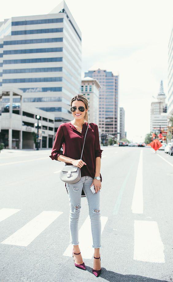 Từng kiểu quần jeans, diện cùng giày thế nào thì phải phép nhất - Ảnh 22.