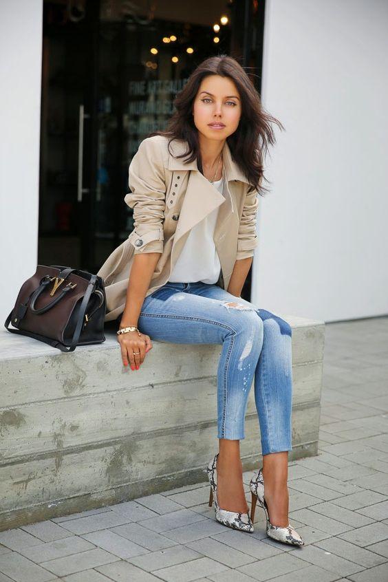 Đã mặc quần jeans mà kết hợp cùng 6 món đồ này thì đảm bảo đẹp chẳng cần lý do! - Ảnh 15.