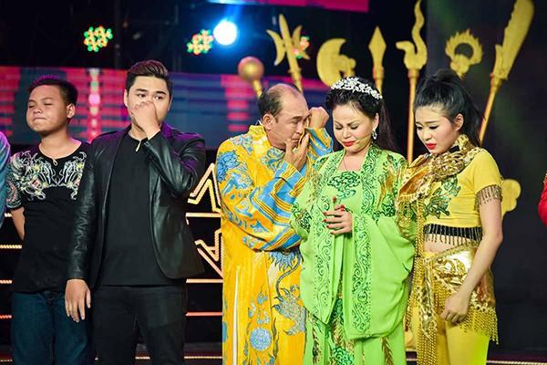 Giá mà Sau ánh hào quang chậm 1 nhịp, thì hình ảnh đẹp đẽ của gia đình Lê Giang đã giữ mãi thế này - Ảnh 10.