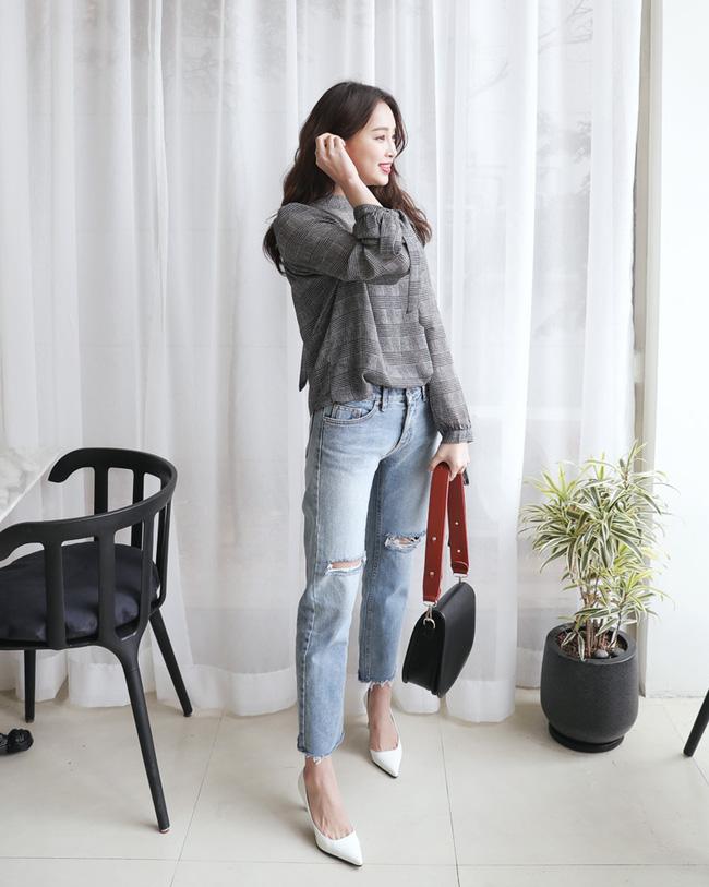 Từng kiểu quần jeans, diện cùng giày thế nào thì phải phép nhất - Ảnh 24.
