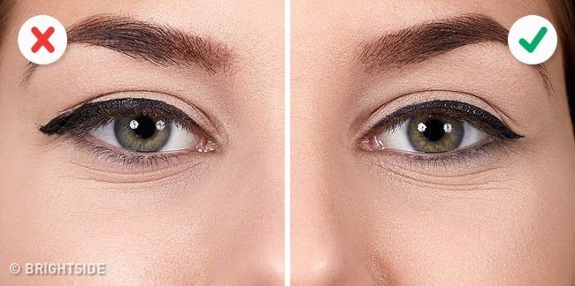 9 lỗi kẻ mắt dễ gặp phải khiến các nàng mất đi vài điểm nhan sắc - Ảnh 6.