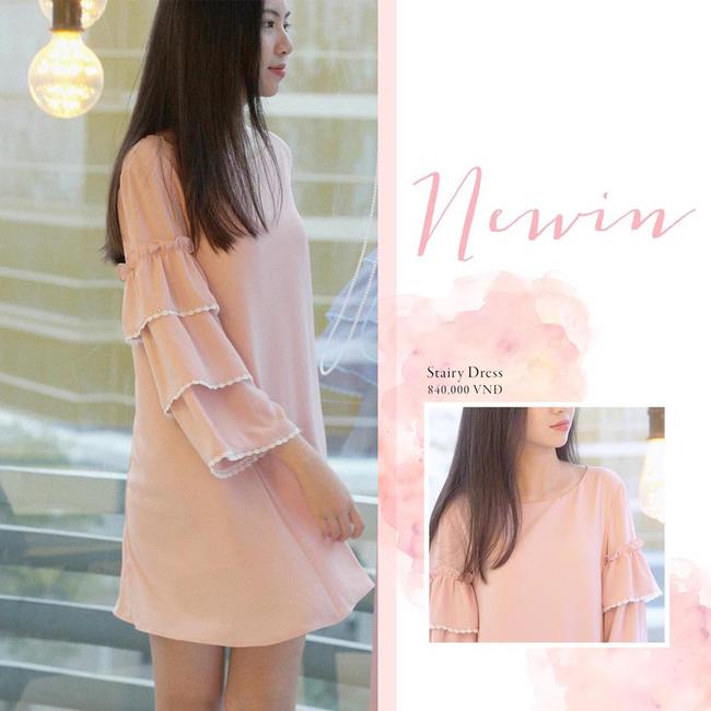 Điệu một chút ngày 8/3 với những thiết kế váy siêu nữ tính giá dưới 850 nghìn đến từ thương hiệu Việt - Ảnh 10.