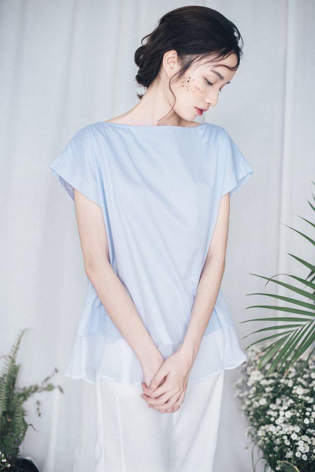 Xanh baby và những gợi ý váy áo vừa rẻ vừa đẹp đến từ các thương hiệu Việt - Ảnh 7.