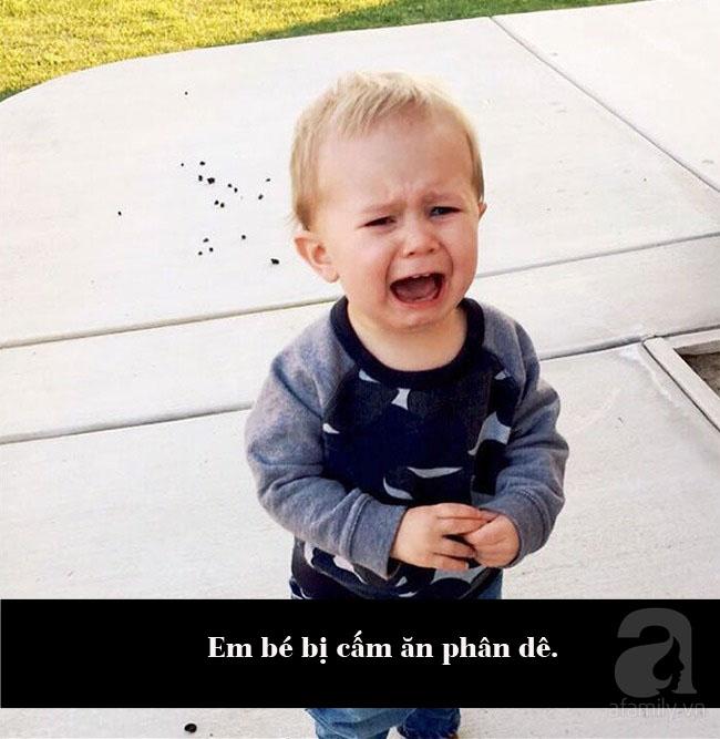 """Lý do ăn vạ kiểu """"trời ơi đất hỡi"""" của trẻ mà cha mẹ chỉ biết cười ra nước mắt - Ảnh 5."""