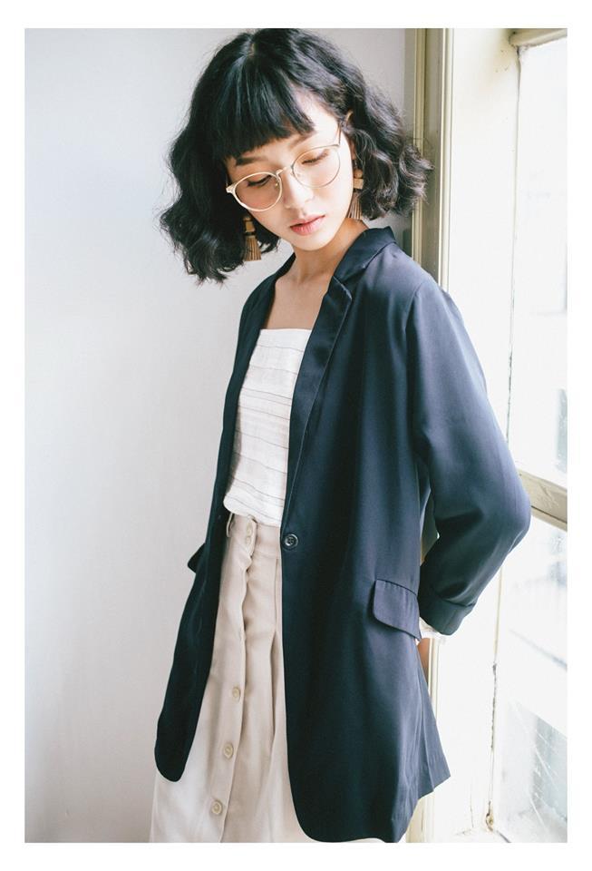 Những thiết kế blazer giá chưa quá 700 ngàn đến từ các thương hiệu Việt bạn cần sắm ngay trong thu này - Ảnh 10.