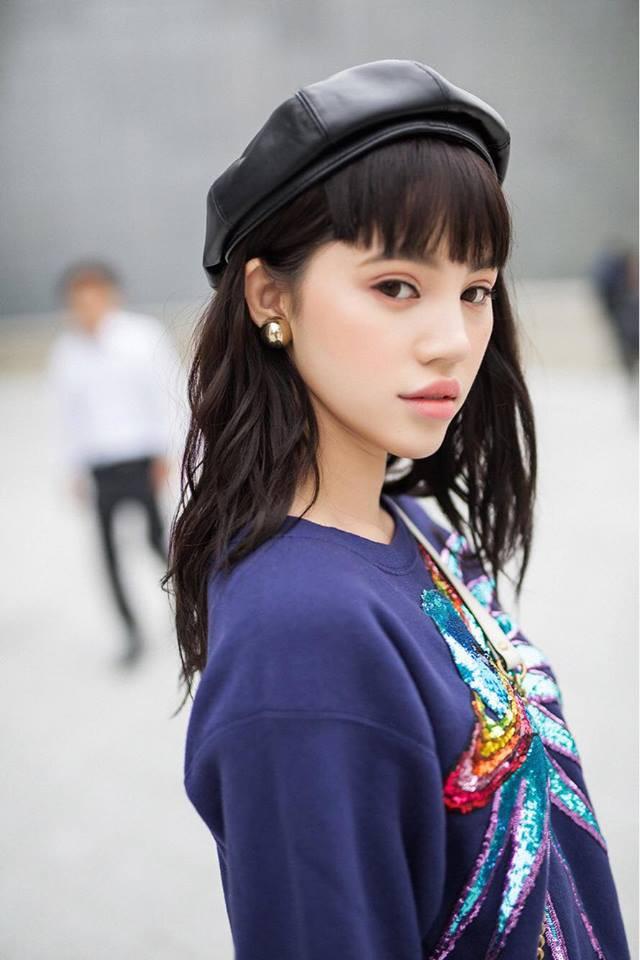 Cả showbiz Việt bây giờ toàn chạy theo phong cách trang điểm mắt đậm môi tều giống Kylie Jenner - Ảnh 23.