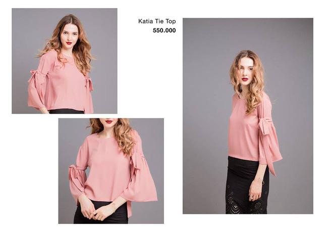 Nàng duyên dáng đừng bỏ qua loạt thiết kế váy-áo tay loe đến từ thương hiệu Việt này nhé! - Ảnh 13.
