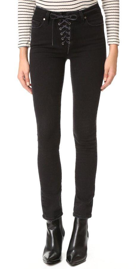 Những mẫu quần jeans sẽ làm mưa làm gió mùa Xuân/Hè 2017 này, bạn đã tìm hiểu chưa? - Ảnh 21.