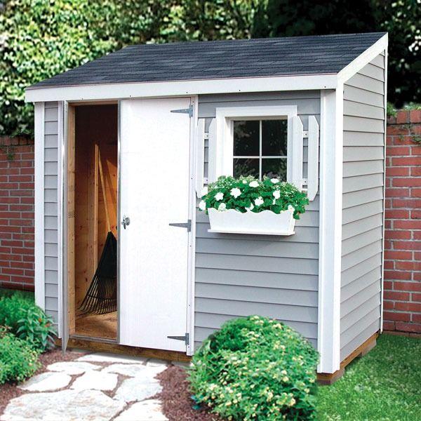 Những ngôi nhà nhỏ trong vườn khiến bạn như được lạc vào thế giới cổ tích - Ảnh 14.