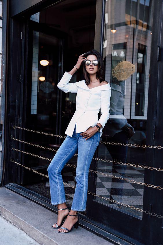 Những mẫu quần jeans sẽ làm mưa làm gió mùa Xuân/Hè 2017 này, bạn đã tìm hiểu chưa? - Ảnh 3.