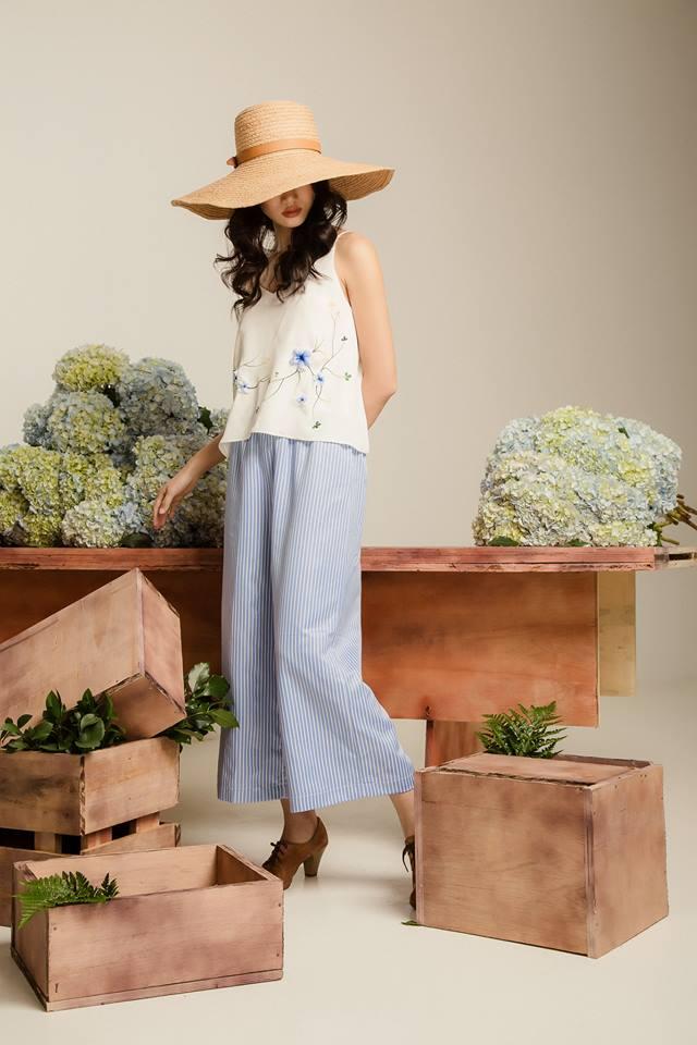 Xanh baby và những gợi ý váy áo vừa rẻ vừa đẹp đến từ các thương hiệu Việt - Ảnh 8.