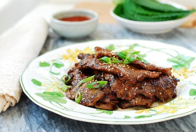Món ngon cuối tuần: Bò nướng kiểu Hàn Quốc - Ảnh 5.