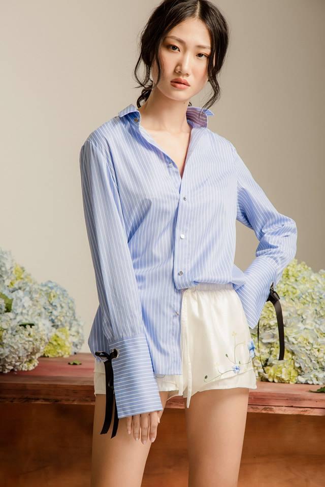 Xanh baby và những gợi ý váy áo vừa rẻ vừa đẹp đến từ các thương hiệu Việt - Ảnh 9.