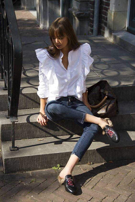 Đã mặc quần jeans mà kết hợp cùng 6 món đồ này thì đảm bảo đẹp chẳng cần lý do! - Ảnh 19.